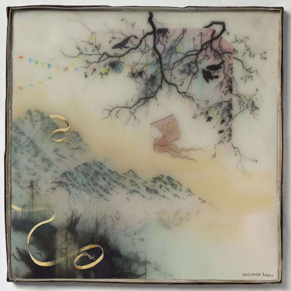Novo amor birthplace album artwork