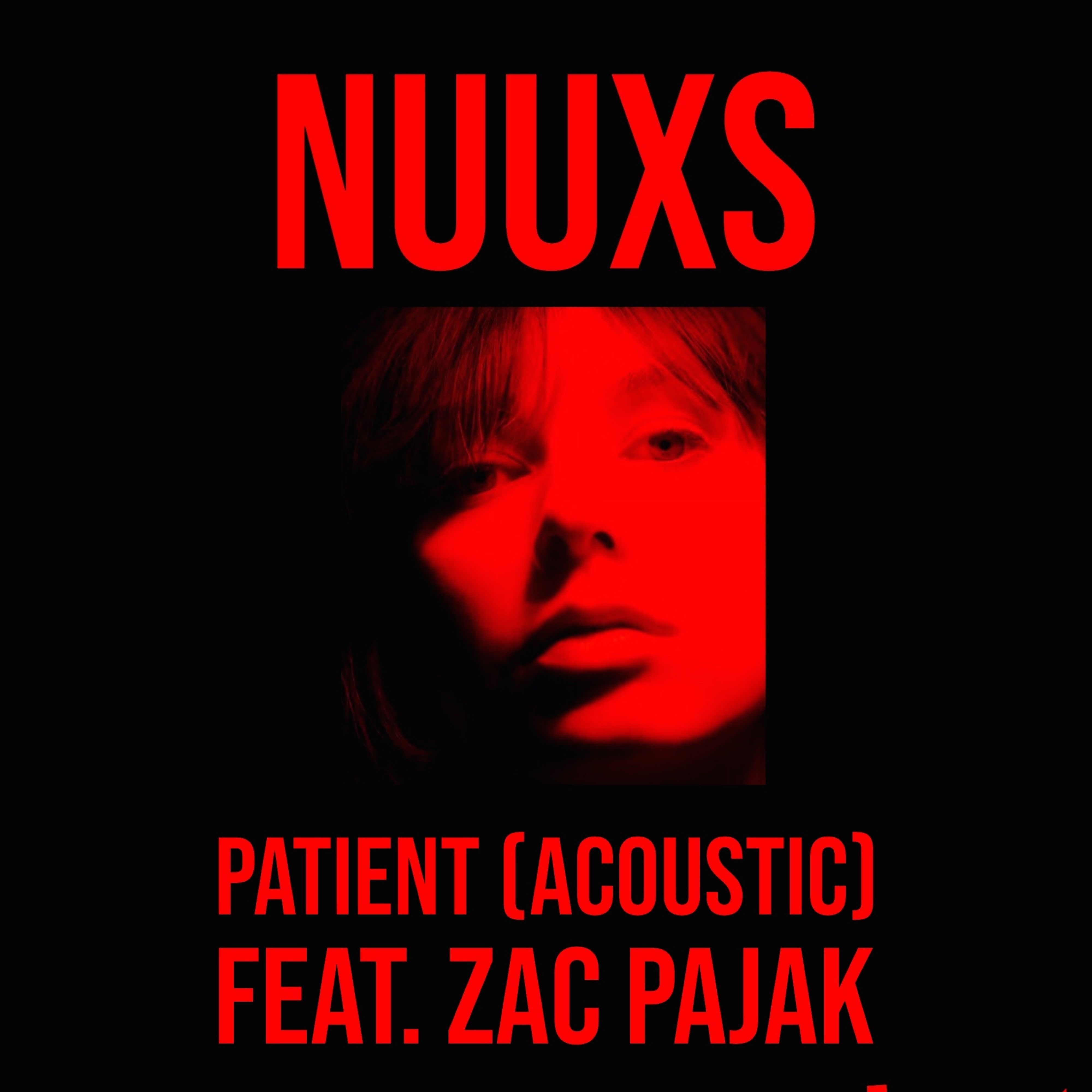 Artwork patient acoustic