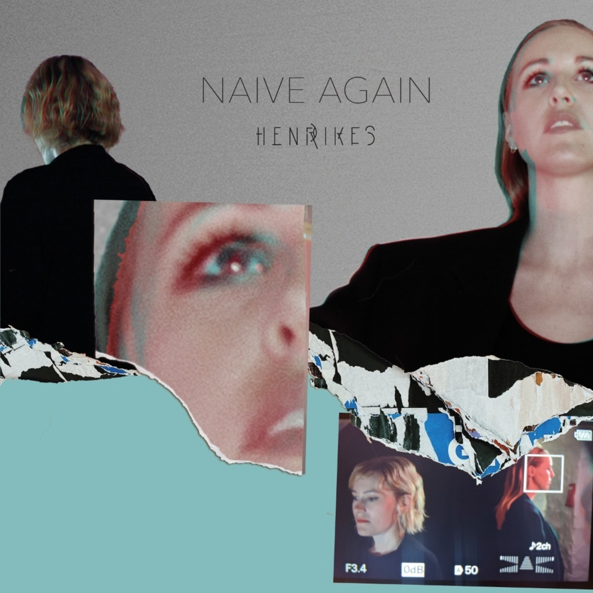 Articlehome henrikes naive again album artwork