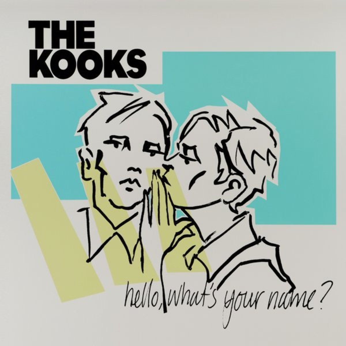 Articlehome the kooks hello whats your name  1