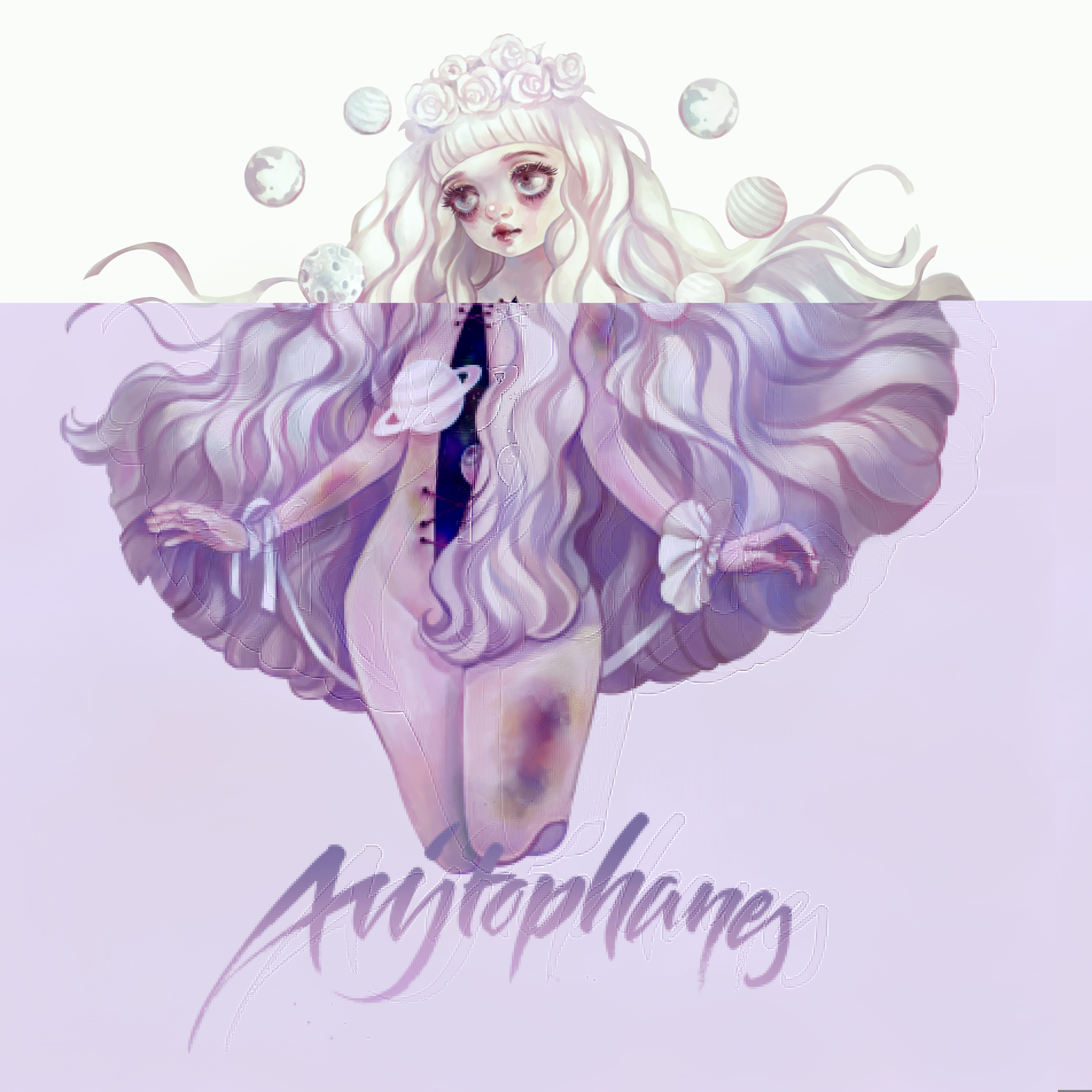 Aristophanes album art