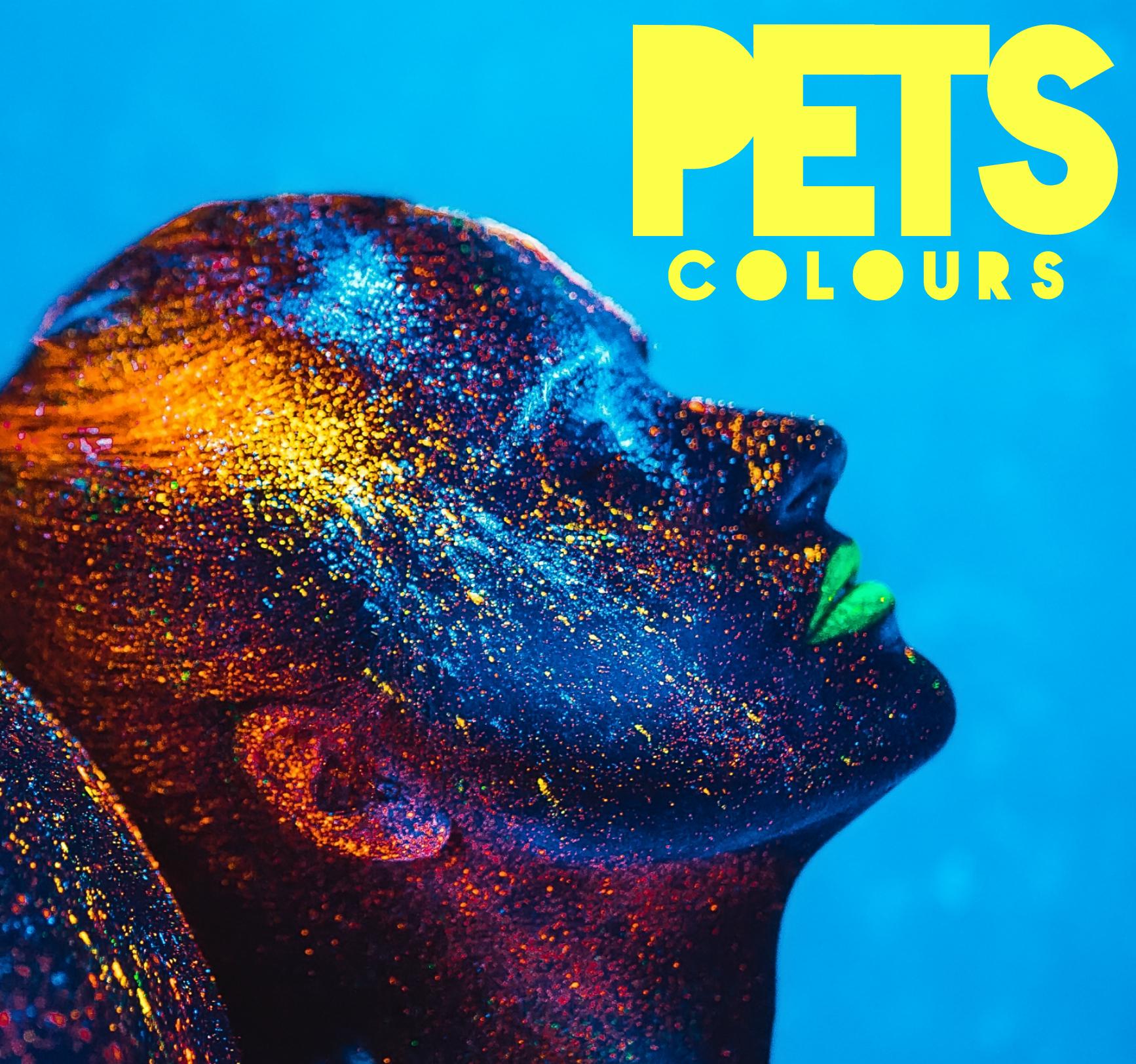 Colours sleeve