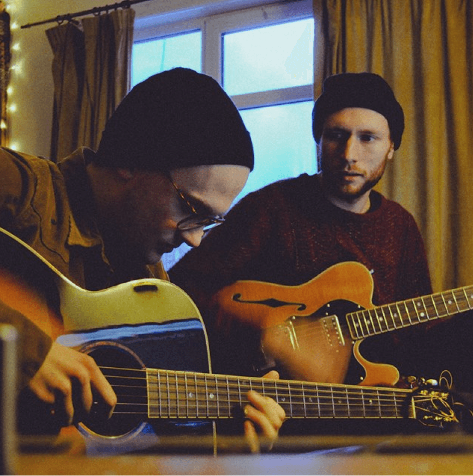 Novo amor and ed tullett alps on indie trendsetters social
