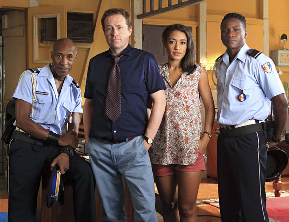 Death in paradise cast 841325