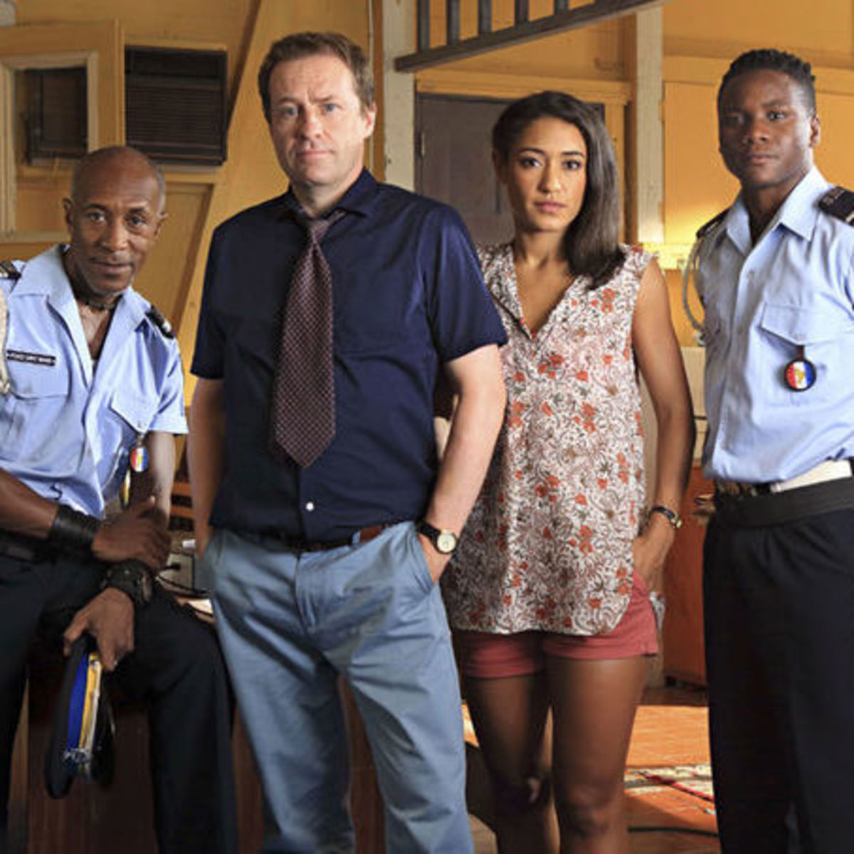 Articlehome death in paradise cast 841325