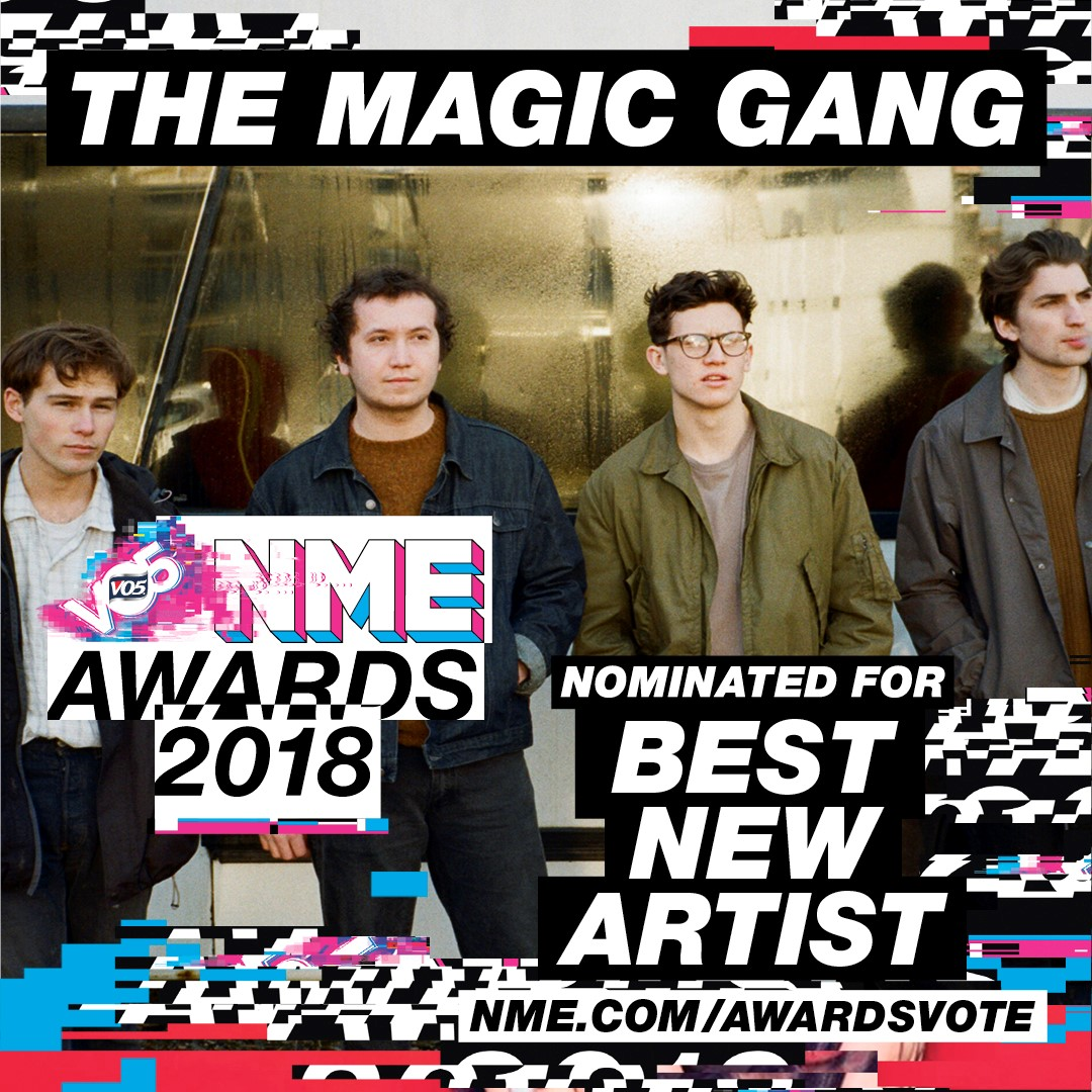 Magic gang nme