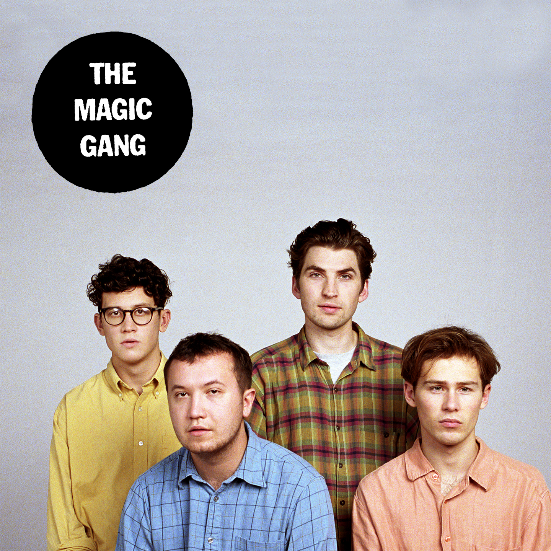 The magic gang album artwork