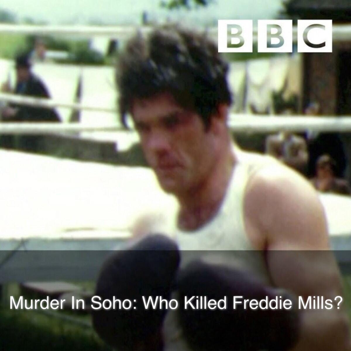 Articlehome murder in soho who killed freddie mills