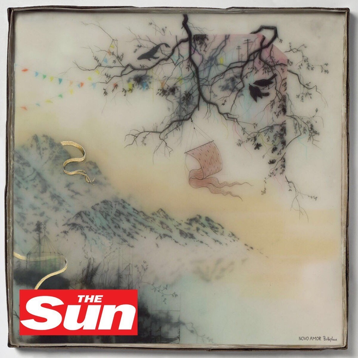 Articlehome the sun novo amor pic