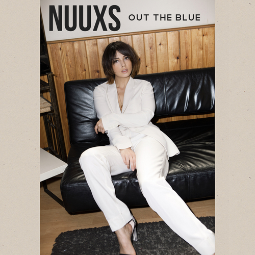 Artistmain nuuxs out the blue single artwork