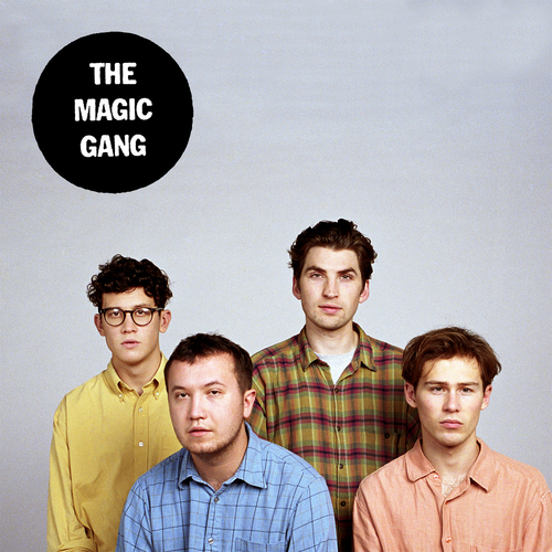 Artistmain the magic gang album artwork