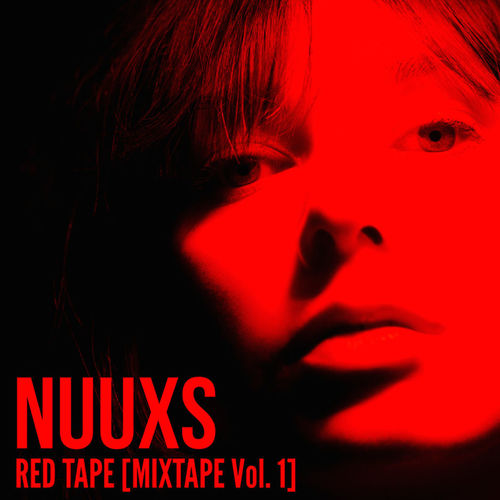 Artistmain nuuxs red tape mixtape vol 1 artwork