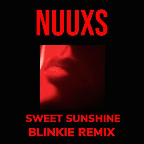 Artistmain nuuxs sweet sunshine blinkie remix artwork