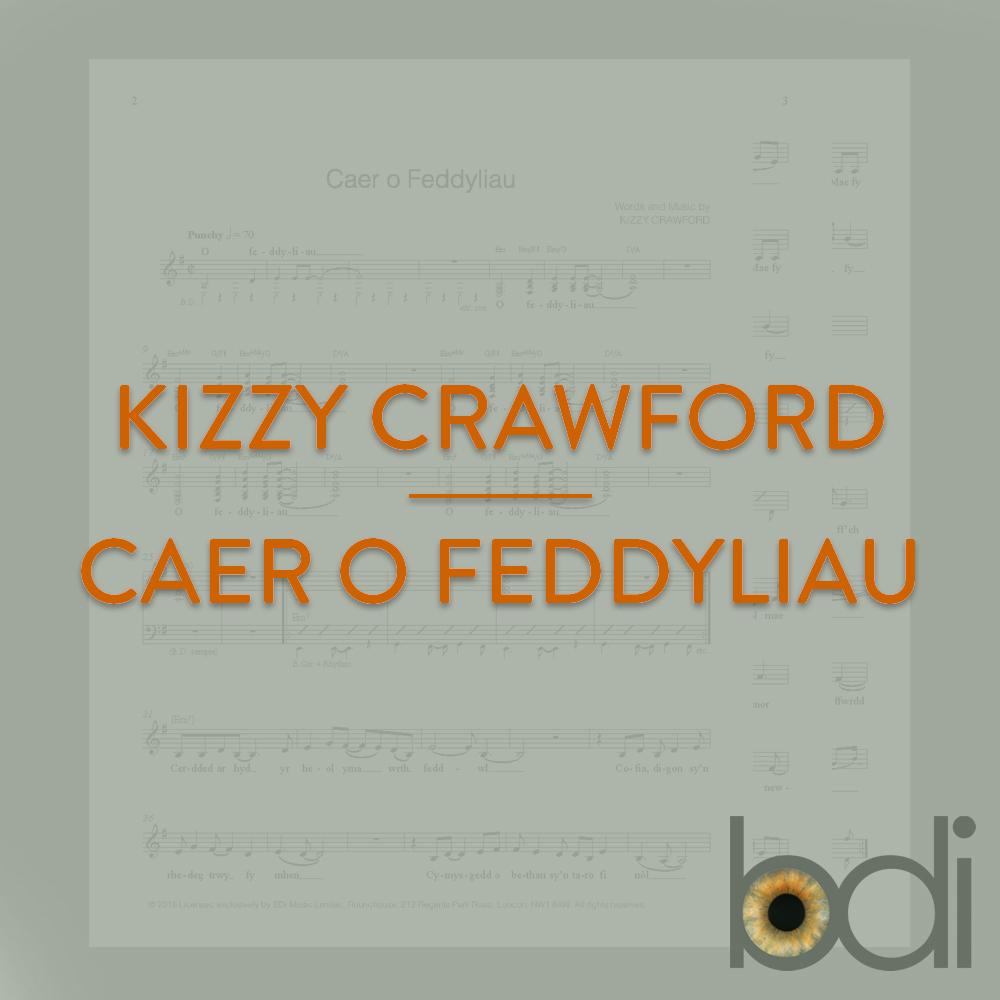 Kizzy crawford   caer o feddyliau   orange