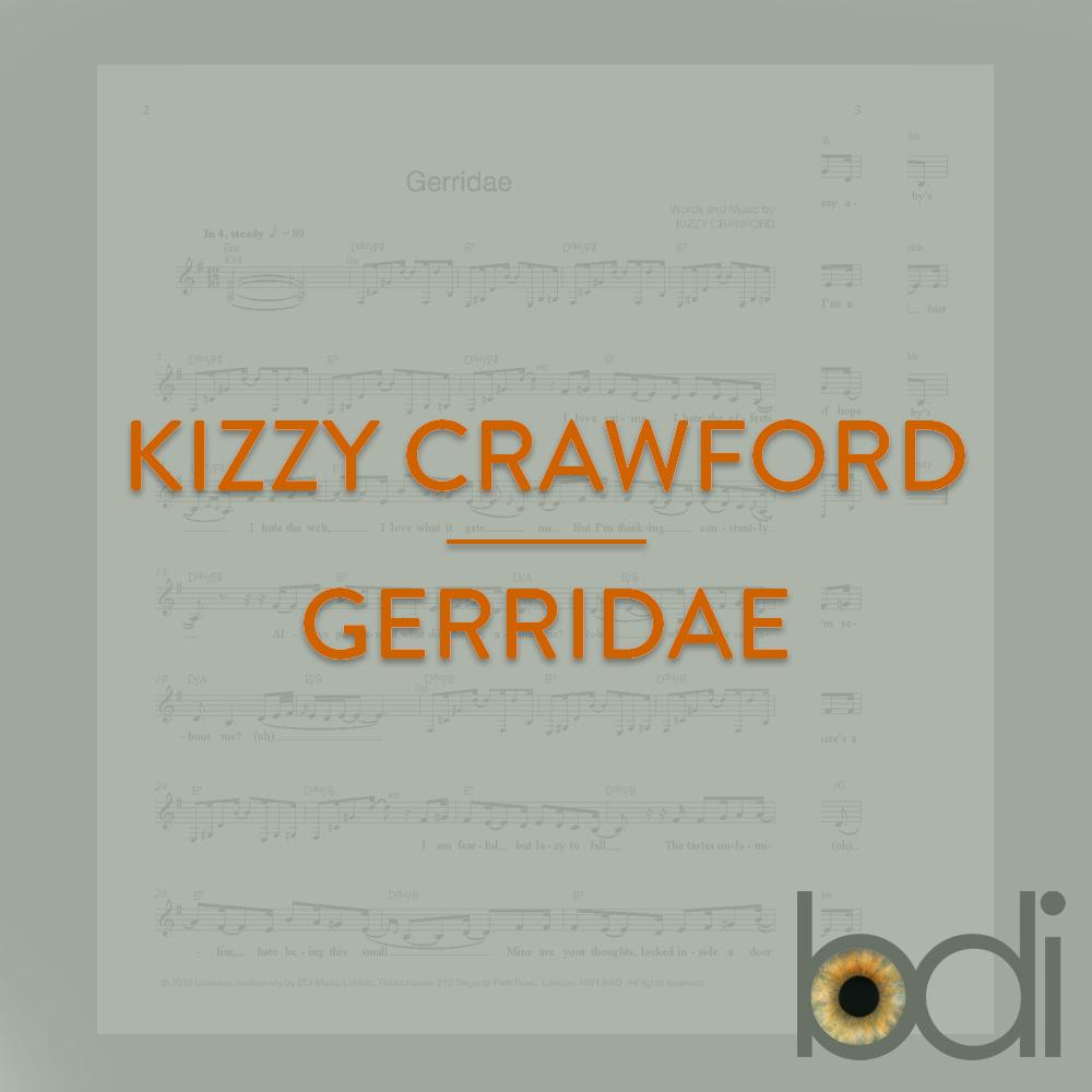 Kizzy crawford   gerridae   orange