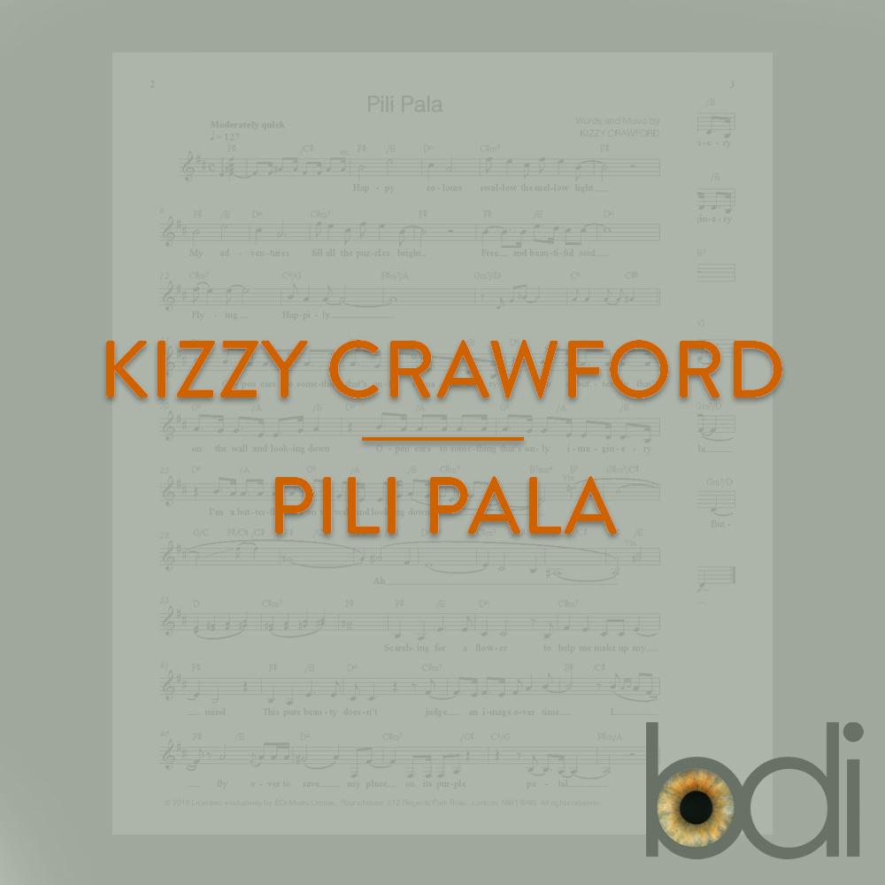 Kizzy crawford   pili pala   orange