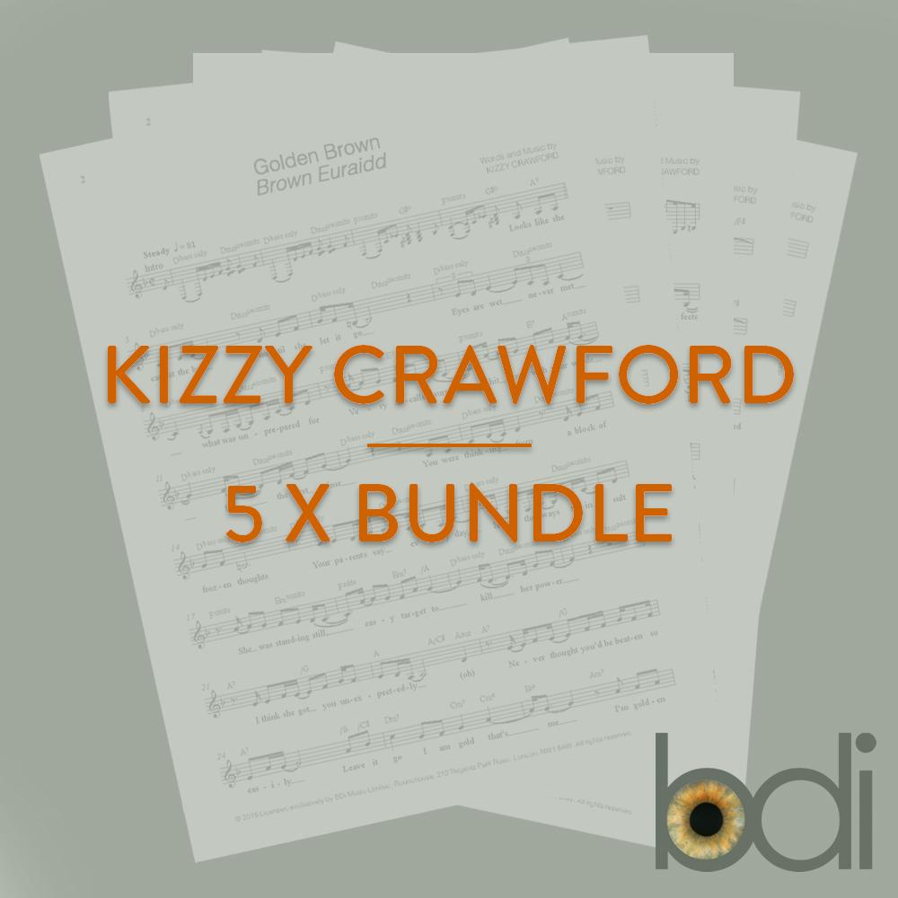 Kizzy crawford   bundle   orange