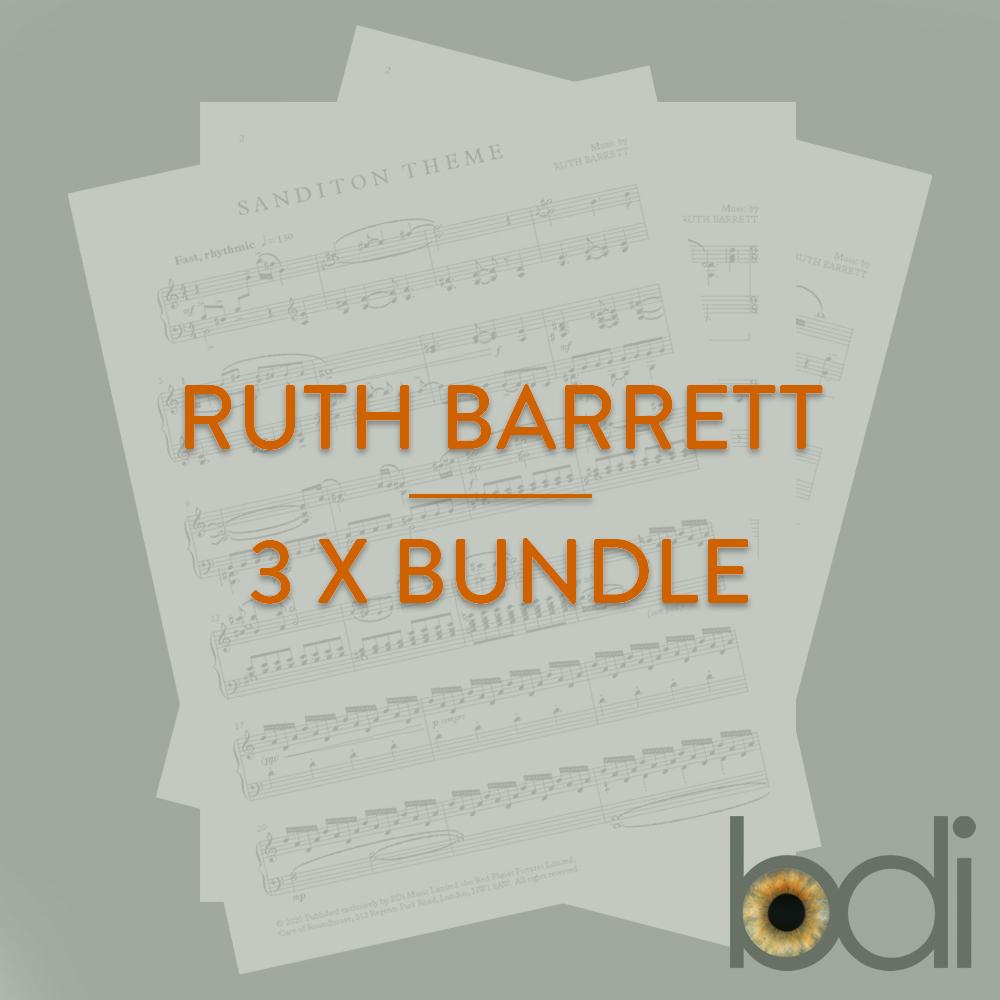 Ruth barrett   bundle   orange