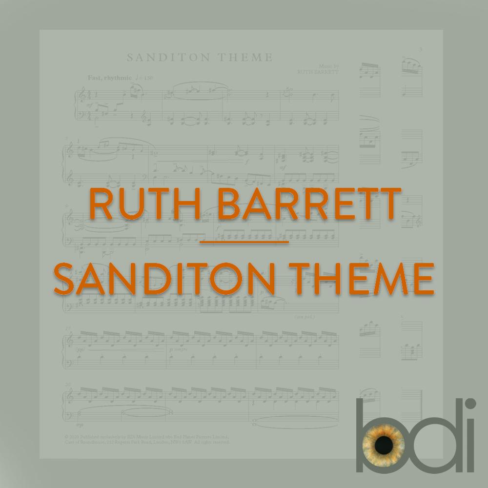 Ruthbarrett   sanditon theme   orange